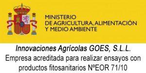 innovaciones agrícolas goes